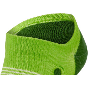 Compressport No Show Socks Summer Refresh 2021 greenery/willow bough